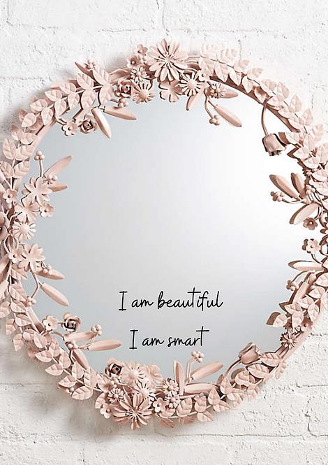 I am smart/beautiful