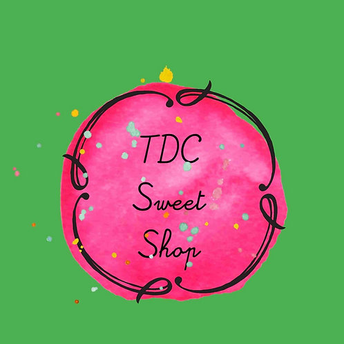 TDC Sweet Shop Box