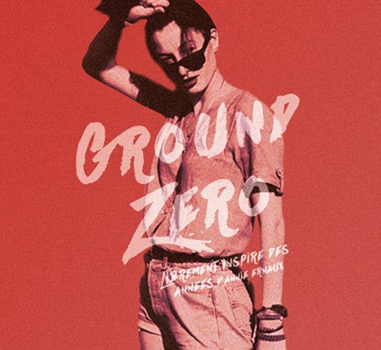 Affiche - Ground Zero, compagnie Avant l'Aube