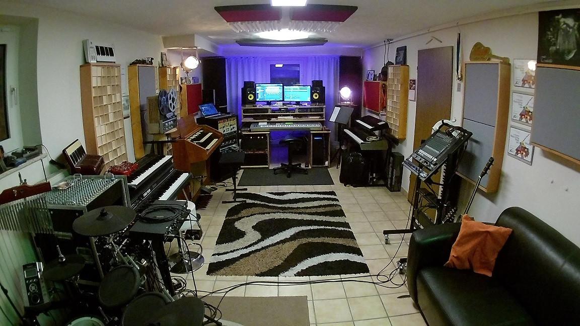 Tonhöhle Studio