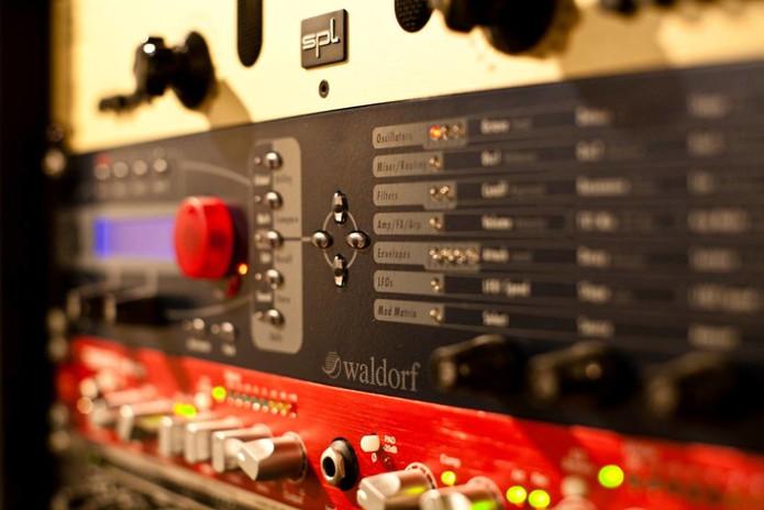 Tonhöhle – Aufnahme-Equipment
