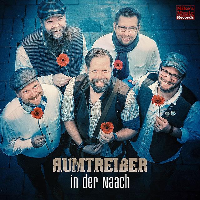 RUMTREIBER – Single-Cover