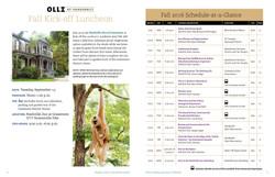 OLLI Course Catalog redesign