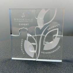 Brookdale Sales Recognition Award