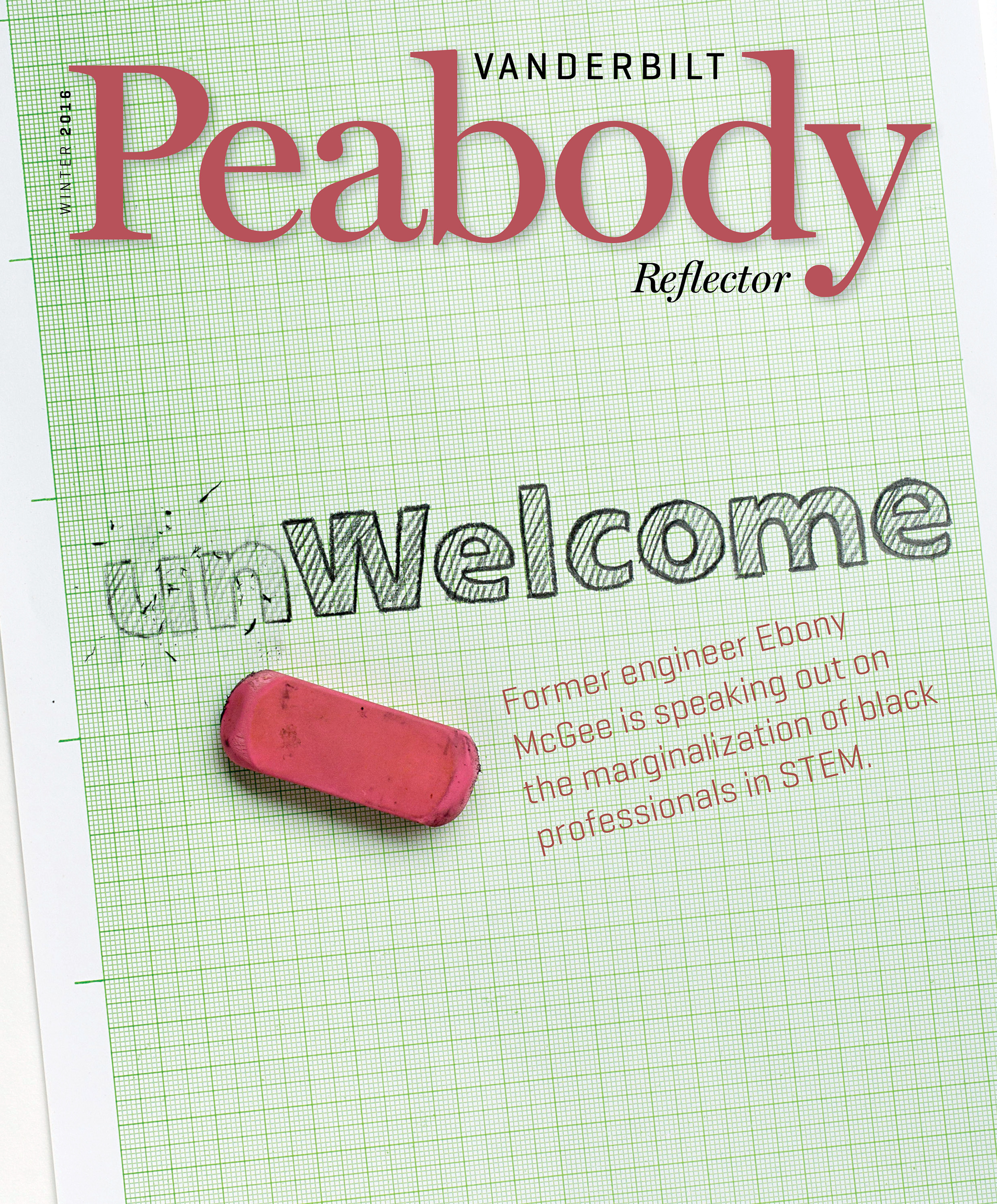 Peabody Reflector magazine