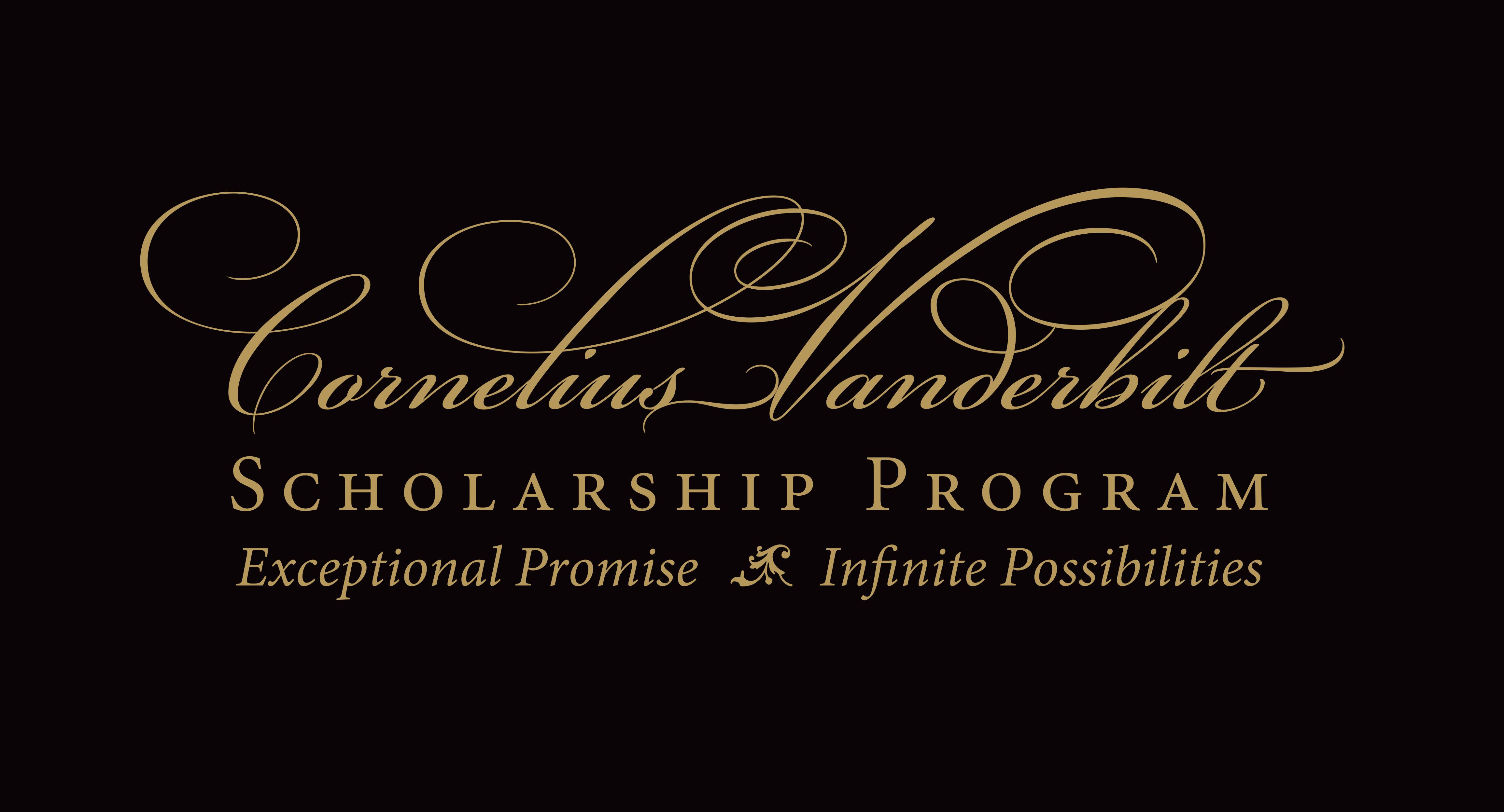 Cornelius Vanderbilt Scholarship
