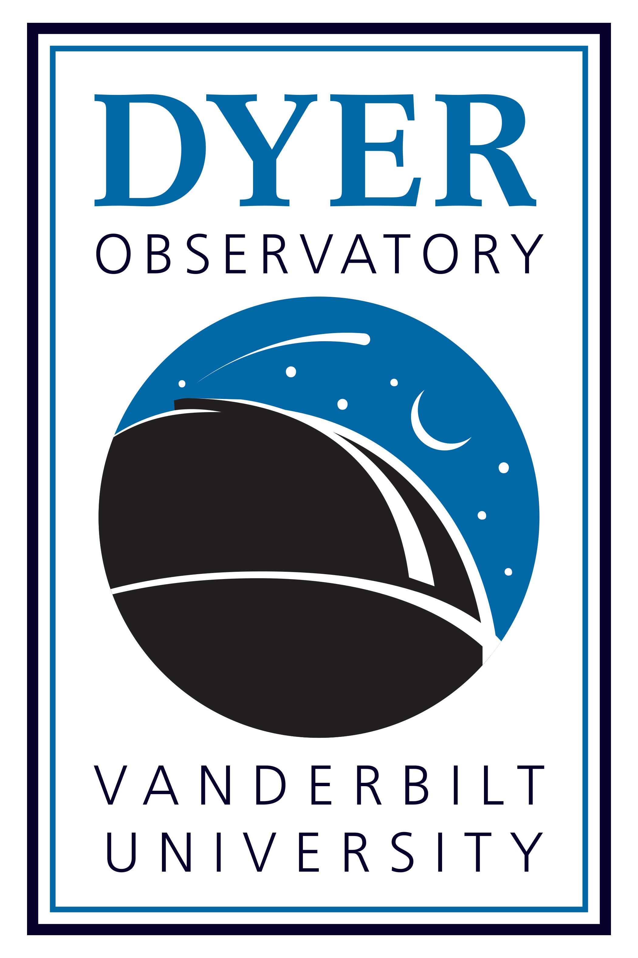 Vanderbilt Dyer Observatory logomark