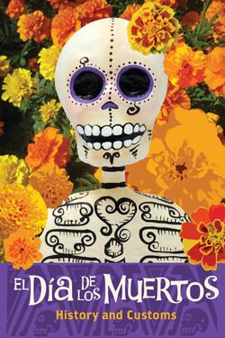 Dia de los Muertos booklet cover