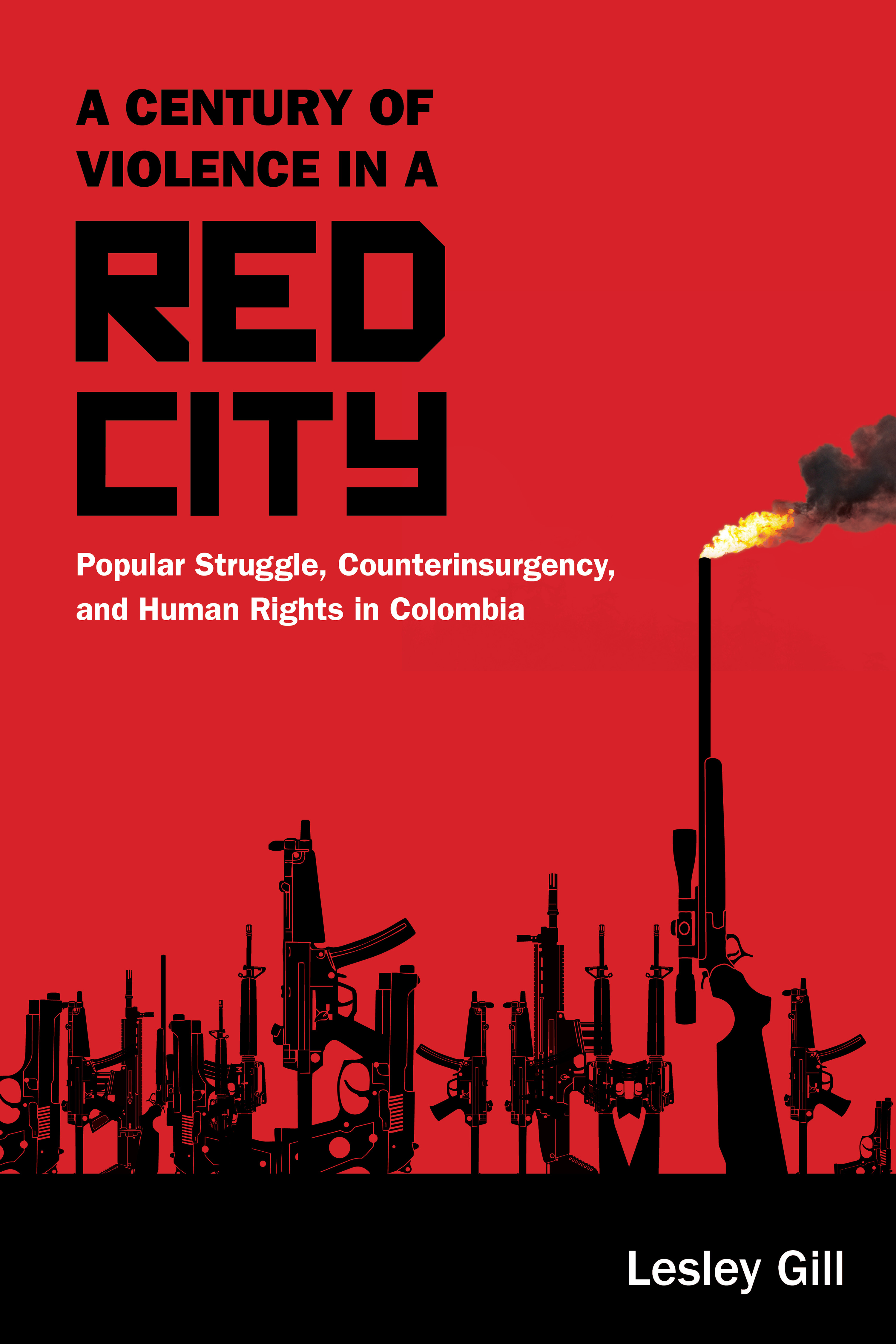 Red City book cover