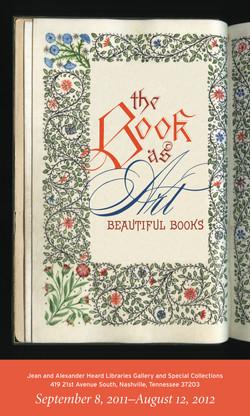 Book as Art postcard