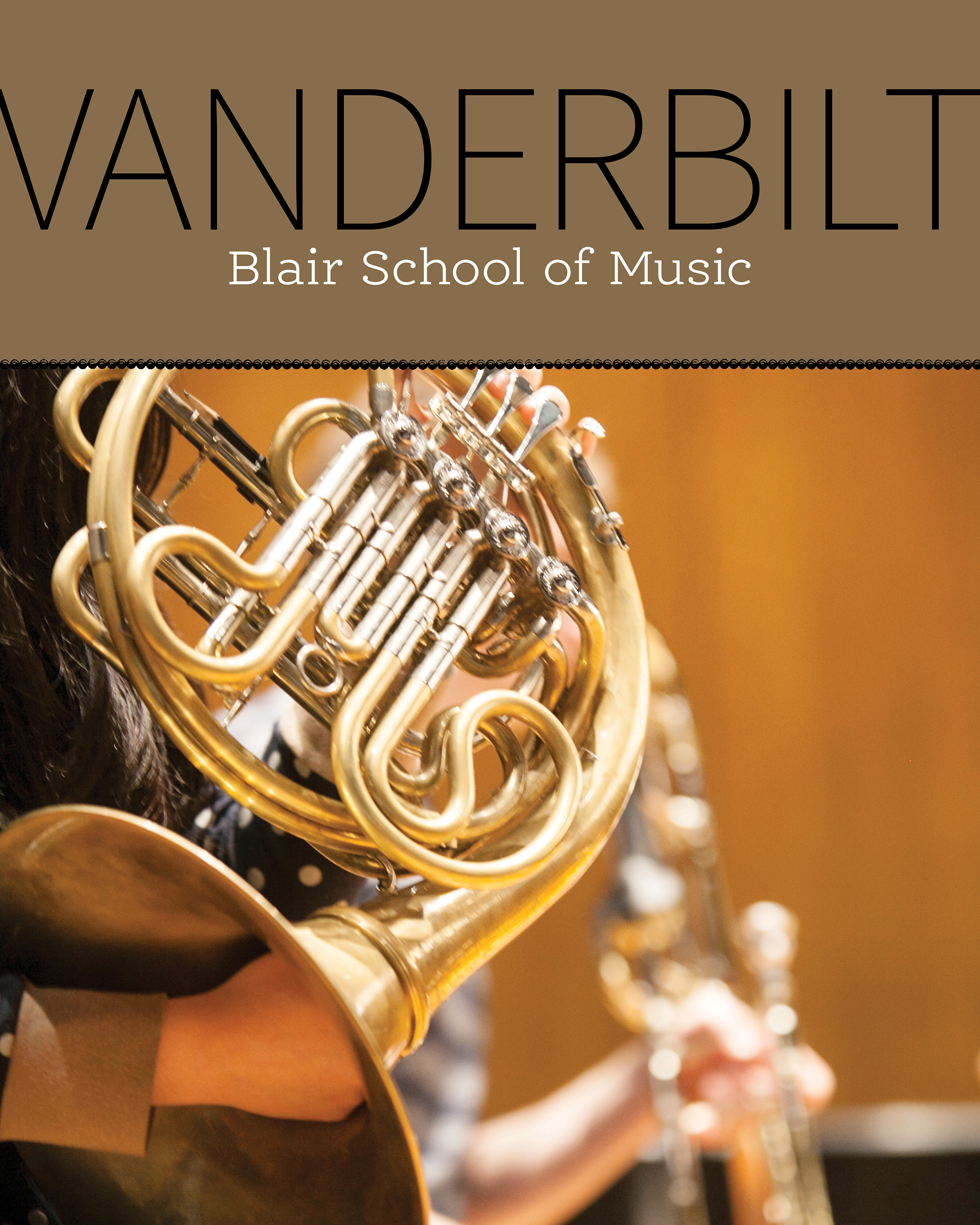 Blair School of Music viewbook