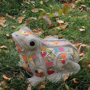 Garden Decorations Outdoor Frog Ornaments
