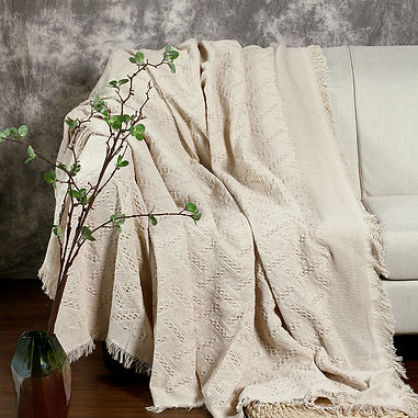 Nordic Pure-color Cotton-knitted Sofa Sheet