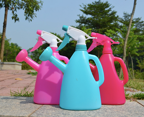 Convertible Pumping Watering Can 1L