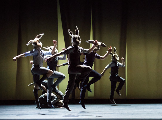 BalletBoyz Life. (Rabbit) Credit Tristra