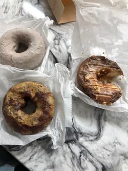 Doughnuts and Food (Doughnut Plant)