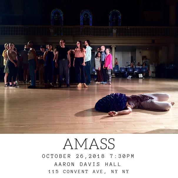 Amass Promo