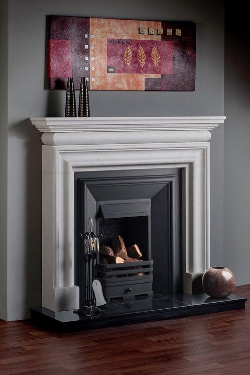 Traditional Bolection - Light Carrara
