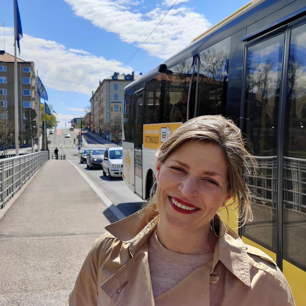 Anu Perho Föli Turku