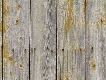 FAQ - How can I prevent wood surfaces greying?