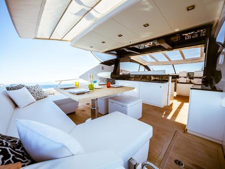 Yacht interior design trends we love