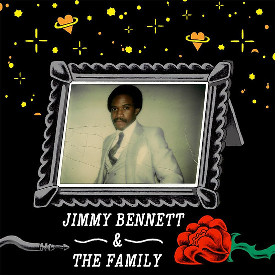 Jimmy Bennett & The Family–Hold That Groove (PREORDER)