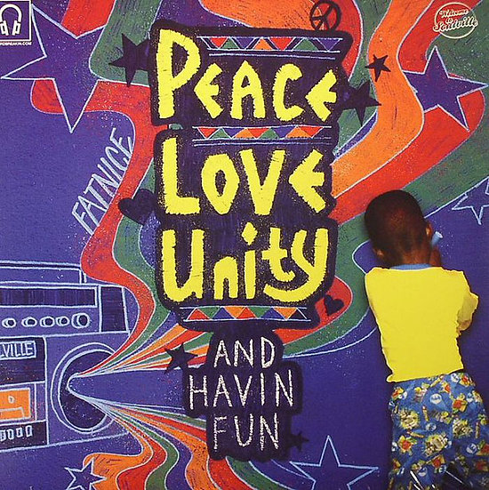 Fatnice - Peace Love Unity and Having Fun