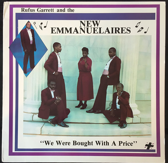 Rufus Garrett And The New Emmanuelaires ‎– We Were