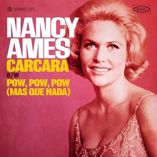 Nancy Ames – Carcara / Pow, Pow, Pow