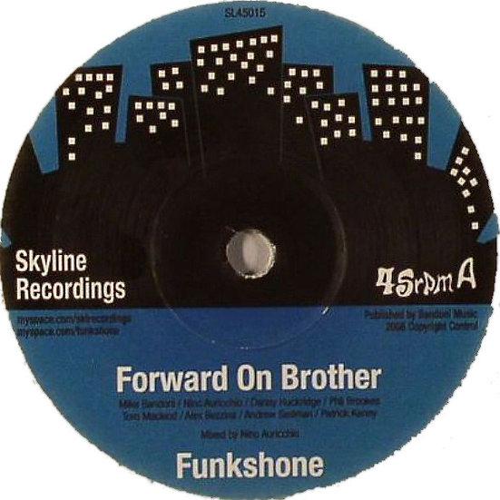 Funkshone – Forward On Brother