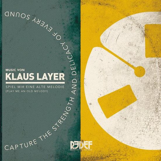 Klaus Layer – Spiel Mir Eine Alte Melodie (Play M
