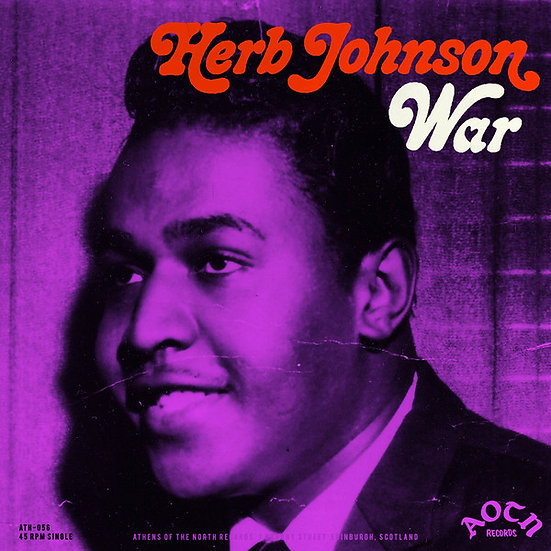 Herb Johnson ‎– War