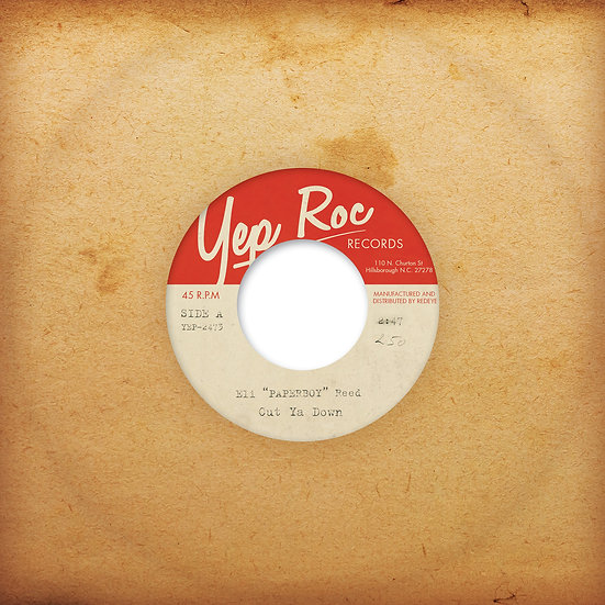 "Eli ""Paperboy"" Reed - Cut Ya Down (Vinyl)"