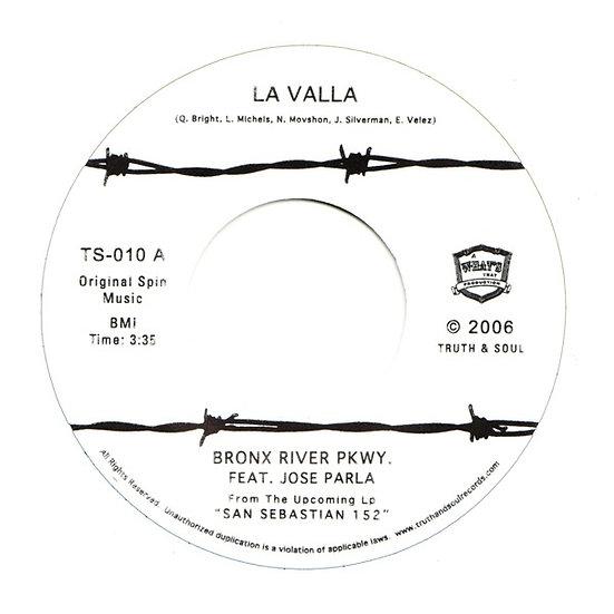 Bronx River Parkway – La Valla / Nora Se Va