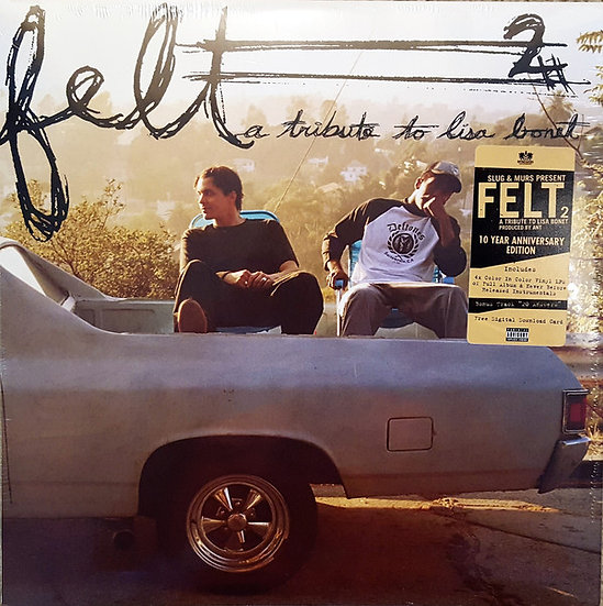 Felt ‎– 2: A Tribute To Lisa Bonet