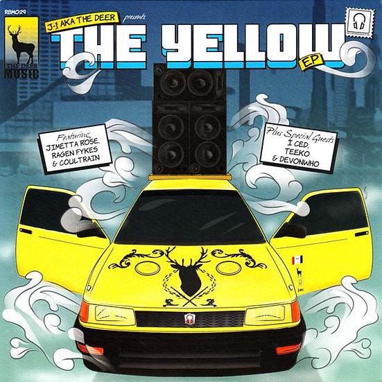 J-1 aka The Deer* – The Yellow EP