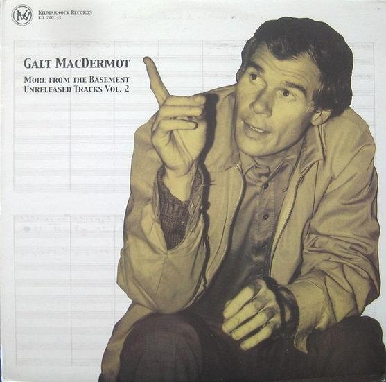 Galt MacDermot – More From The Basement: Unreleas