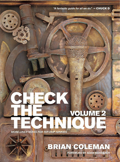 Check the Technique: Volume 2: More Liner Notes fo