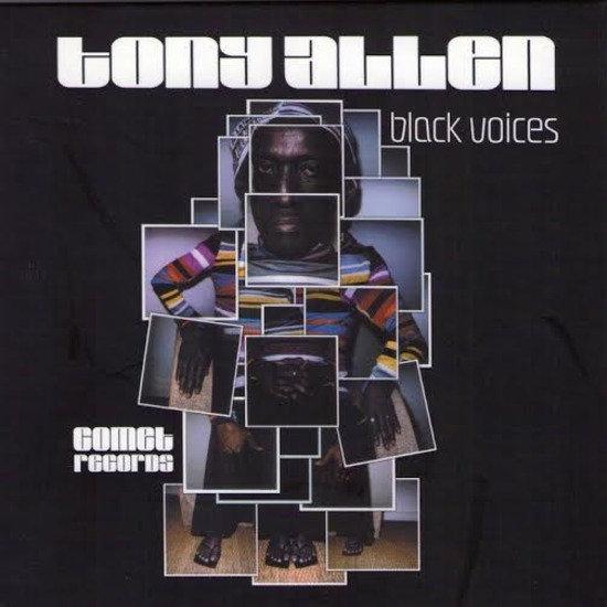 Tony Allen Black Voices