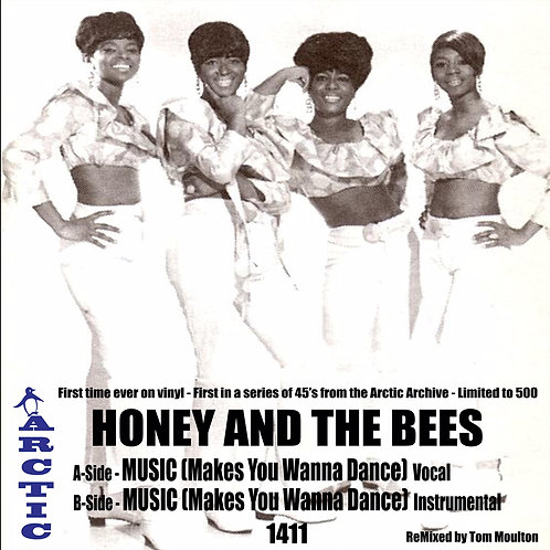 Honey And The Bees - MUSIC (Makes You Wanna Dance)