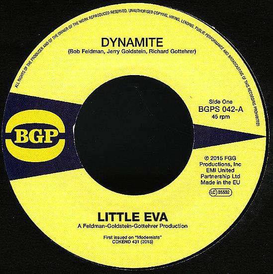 Little Eva – Dynamite / Get Ready - Uptight