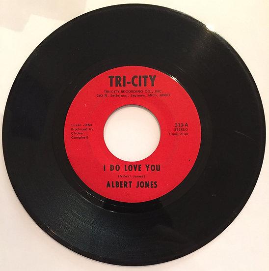 Albert Jones – I Do Love You