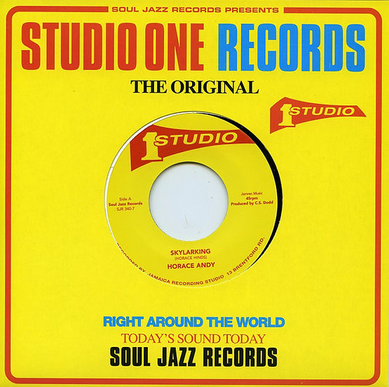 Horace Andy / Dub Specialist – Skylarking / Sky Rhythm