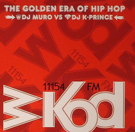 DJ Muro vs. DJ K-Prince – WKOD 11154 FM