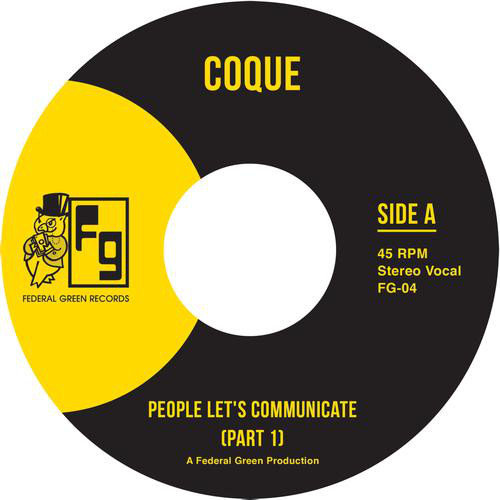 Coque ‎– People Let's Communicate