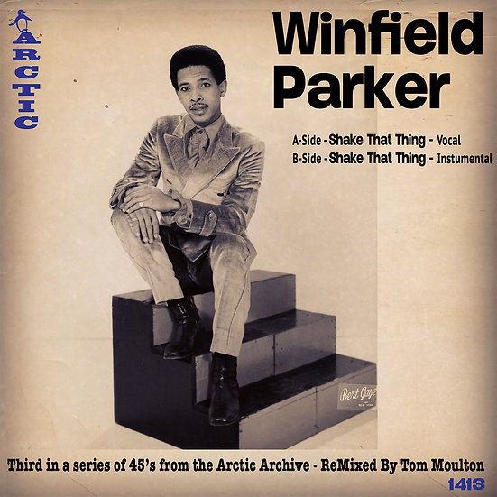 Winfield Parker - Shake That Thing (Single)