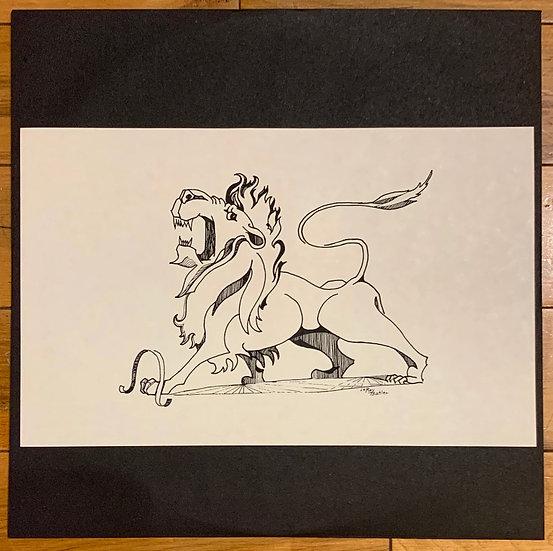 Sun Ra Lion