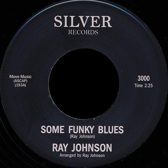 Ray Johnson – Some Funky Blues