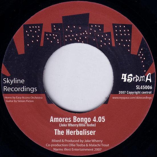The Herbaliser – Amores Bongo / Bongo Boom