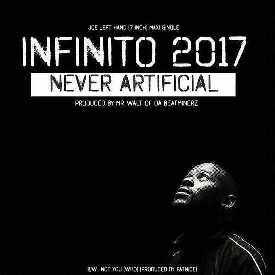 Infinito 2017–Never Artificial